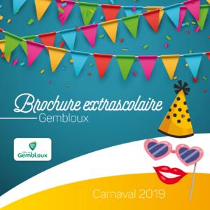 Brochure Carnaval 2019