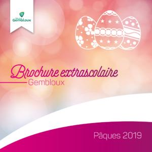 Brochure Pâques 2019